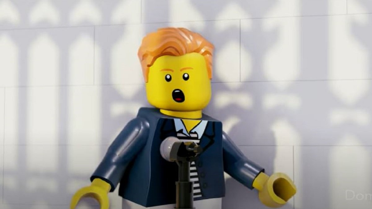 Rick Astley in LEGO Form Refuses to Give You Up - Nerdist