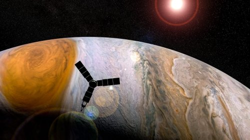 A Strange Signal Detected From Jupiter's Moon