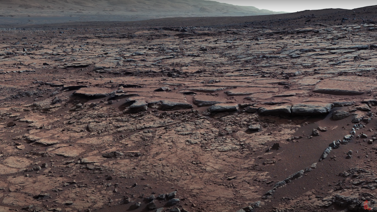 Hear the Sounds of Mars for the First Time