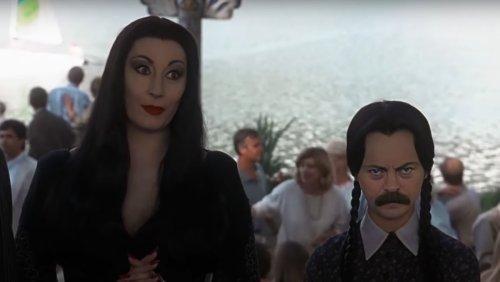 Wednesday Addams Is a Mini Ron Swanson in Hilarious Deepfake - Nerdist