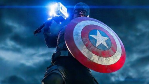 Captain America's Real AVENGERS: ENDGAME Shield Can Be Yours Soon - Nerdist