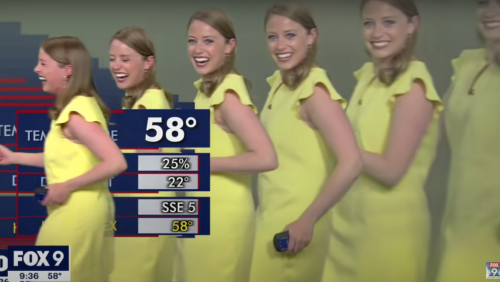 Technical Glitch Turns Weather Report into an ANIMORPHS Cover - Nerdist