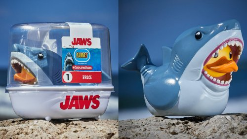These JAWS Rubber Duckies Are Terrifyingly Cute - Nerdist