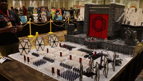 This Is the Largest Fan-Made LEGO STAR WARS Build Ever - Nerdist