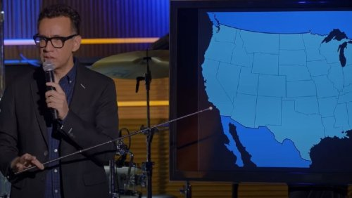 Fred Armisen Mimics Accents from (Nearly) Every U.S. State - Nerdist