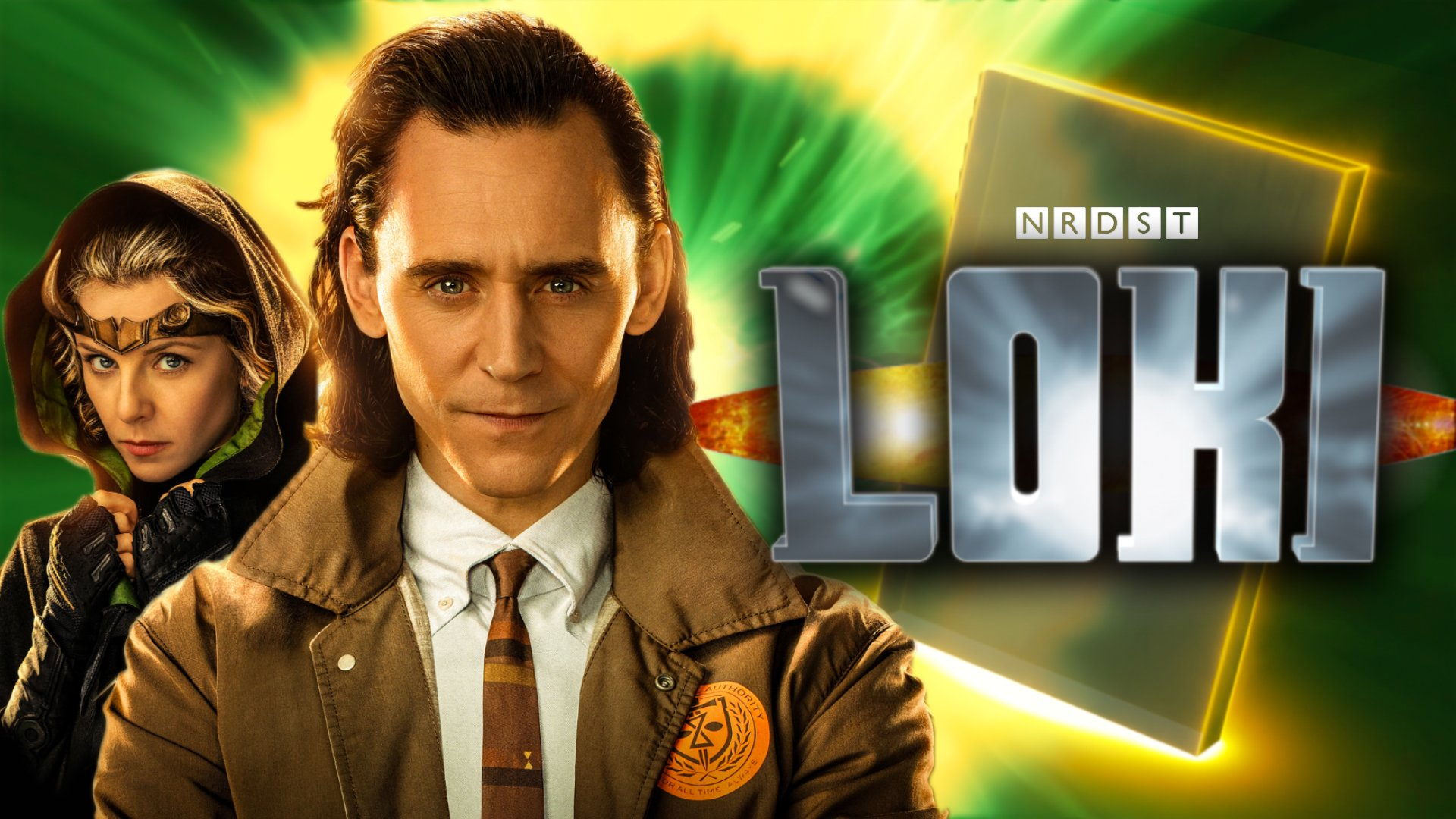 LOKI Becomes a Time Lord in DOCTOR WHO-Style Credits - Nerdist