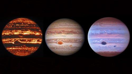 New Colorful Photos of Jupiter Reveal Its Strange Atmosphere - Nerdist