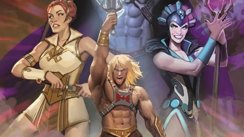 MASTERS OF THE UNIVERSE: REVELATION Comic Fills in the Gaps - Nerdist