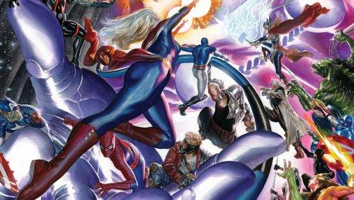 Will Marvel's Phase Four Head Towards SECRET WARS? - Nerdist