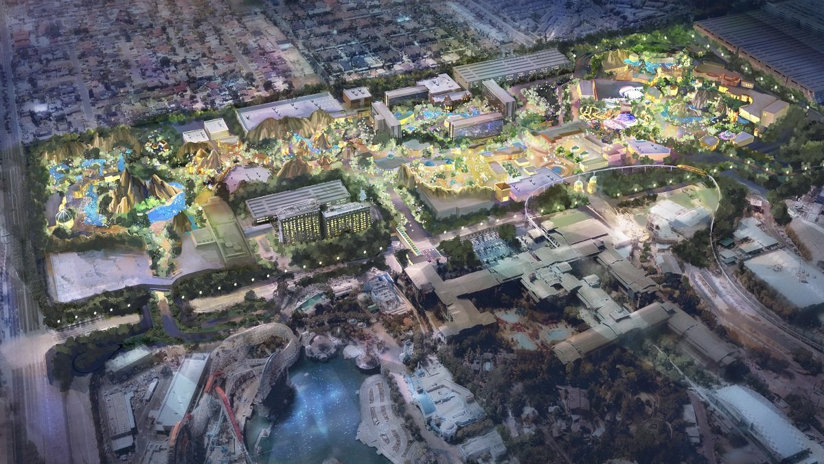 Disneyland Resort Announces Major Theme Park Expansion