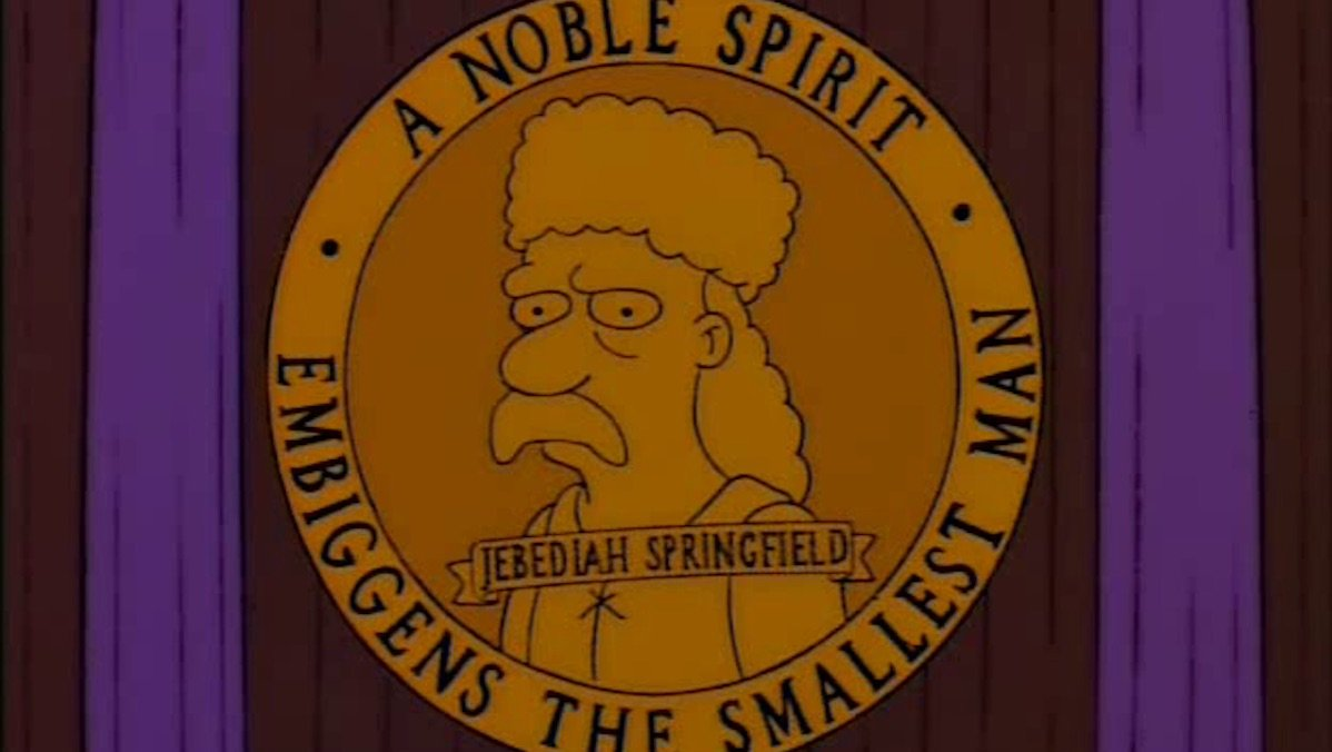 The Simpsons' 'Embiggen' Added to Dictionary.com