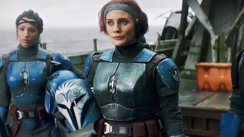 Katee Sackhoff Was Told MANDALORIAN Cameo Was Another Jedi - Nerdist