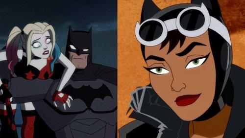 HARLEY QUINN Couldn't Show Batman Oral Sex Scene - Nerdist
