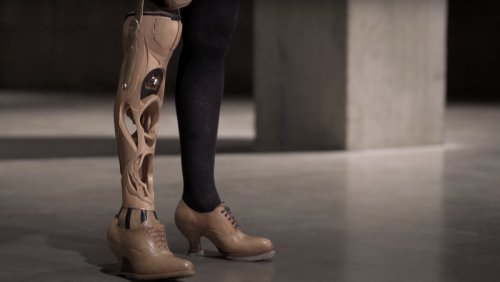 These Prosthetic Limbs Are Literal Artistic Masterpieces - Nerdist