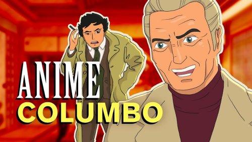 Video Shows Columbo Solving Crimes as an Anime Detective - Nerdist