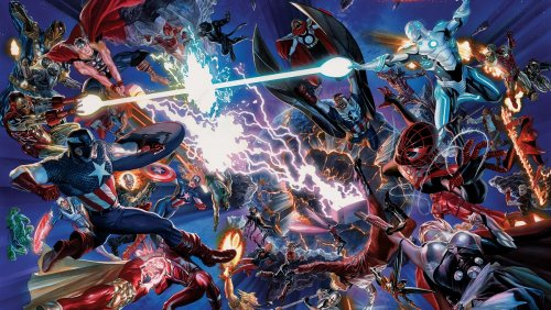 The MCU cover image