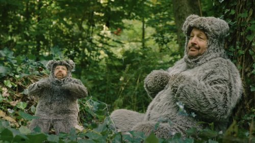 Adam Sandler Narrates Kevin James' Nature Doc Parody - Nerdist