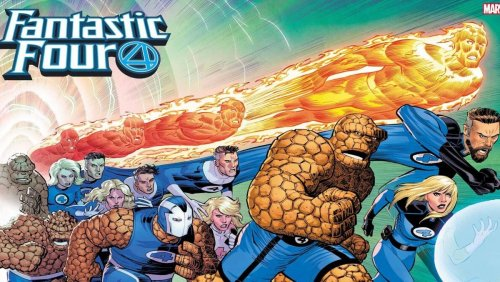 Marvel Celebrates FANTASTIC FOUR's 60th With a New Special - Nerdist