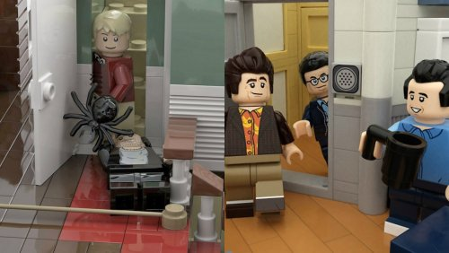 LEGO Unveils Fan-Designed HOME ALONE and SEINFELD Sets - Nerdist