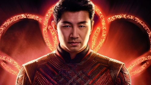 SHANG-CHI's Simu Liu Once Modeled for Stock Images and They're Amazing - Nerdist