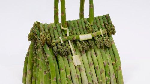 Birkin Bags Made From Crisp Veggies Are a Tasty Visual Treat - Nerdist