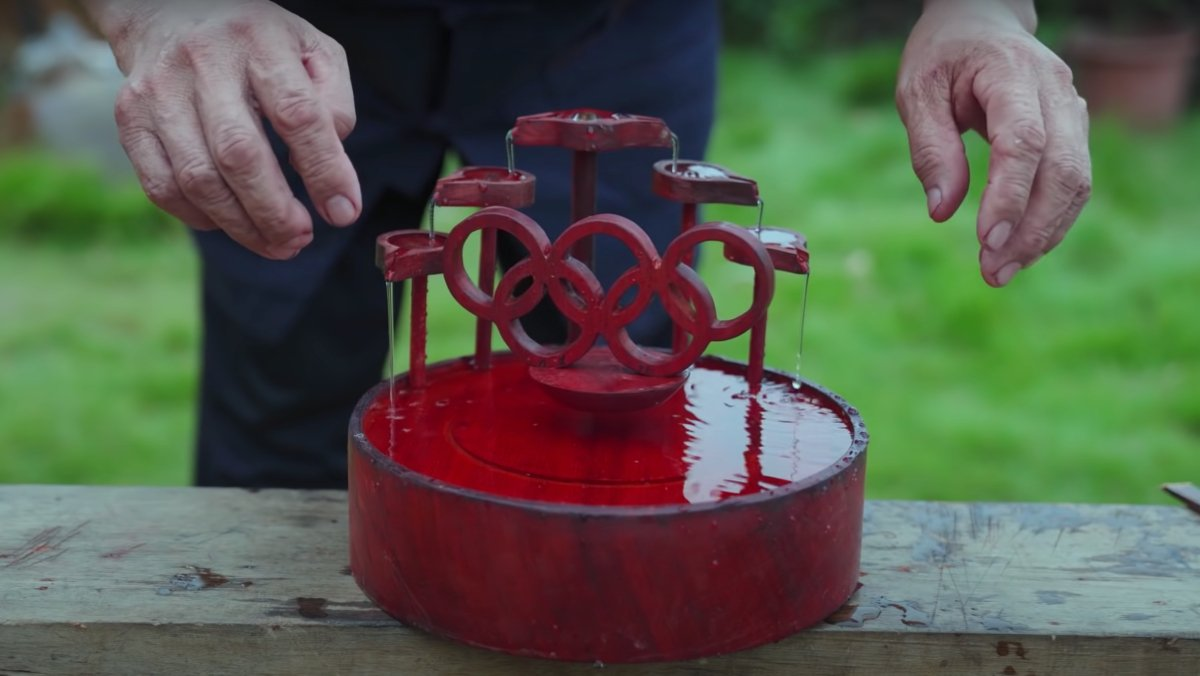 This Grandpa's Kinetic Sculptures Are Ingenious and Soothing - Nerdist