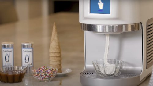 There Is Now a Pod Machine That Makes Ice Cream - Nerdist