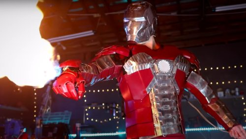 An Engineer Made a Real Iron Man Expandable Briefcase Suit