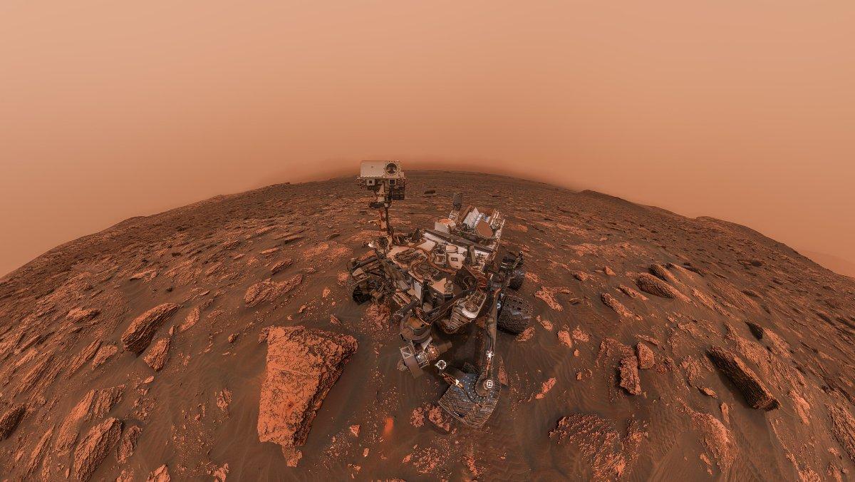 Perseverance Makes First-Ever Manufactured Oxygen on Mars - Nerdist