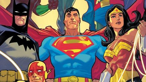 DC's Animated Heroes Return in JUSTICE LEAGUE INFINITY - Nerdist