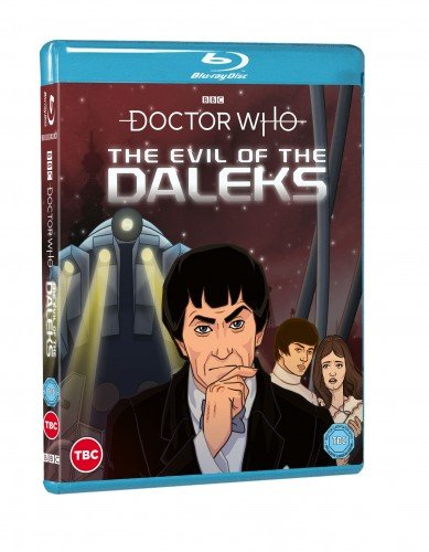BBC America to air animated Evil of the Daleks Oct. 30