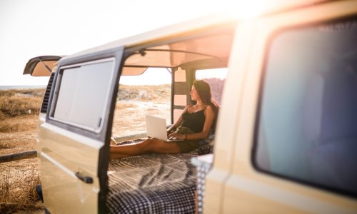How to Rethink 'Home' and 'Travel' if Your Job Is Now Remote - NerdWallet