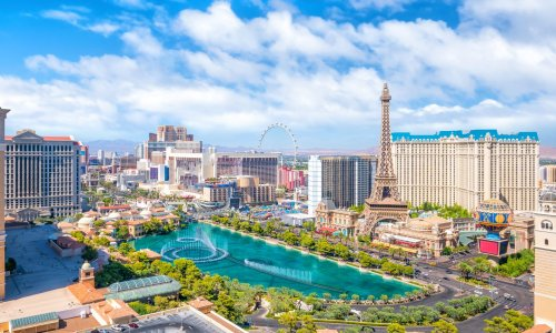 How to Travel to Las Vegas on Points and Miles