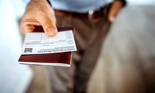 Vaccine Passports and Travel: What We Know - NerdWallet