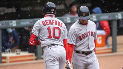 Red Sox 'Dangerous Lineup' Depth Comes Up Swinging In Win Vs. Twins