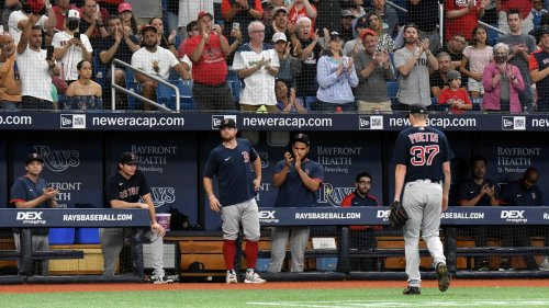 Red Sox Notes: It Was 'No-Brainer' To Take Nick Pivetta Out Of Game