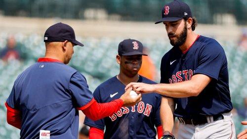 Alex Cora Offers Blunt Assessment After Red Sox Drop Series Vs. Tigers