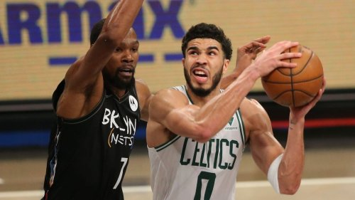 Jayson Tatum Responds To Kevin Durant Calling It 'Honor' To Guard Celtic