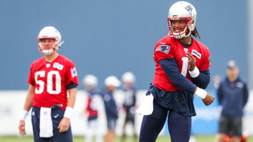 Patriots Training Camp Observations: Cam Newton Closes Well On Day 2