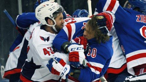 NHL Enforcer Rips 'Gutless' Tom Wilson; Laments 'Joke' Punishment