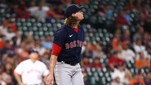Red Sox's Garrett Richards Opens Up About New MLB Foreign Substance Rules