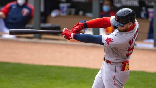 Watch Alex Verdugo Tie Red Sox-Twins Game On 'At-Bat Of The Season'