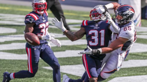 Patriots Mailbag: Could Position Switch Be Coming For Starting Defender?