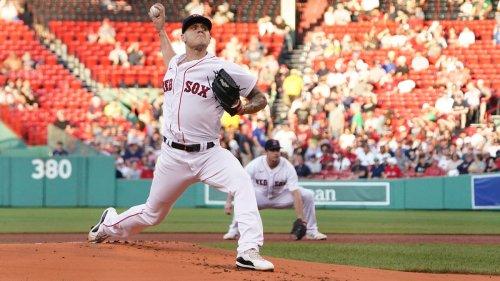 Red Sox's Tanner Houck 'Felt Right' From Beginning Vs. Blue Jays
