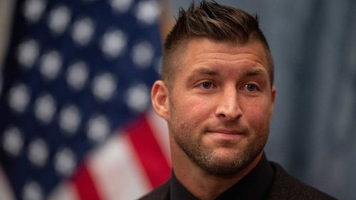 Jacked Tim Tebow Sure Looked Like Tight End At Jaguars Practice