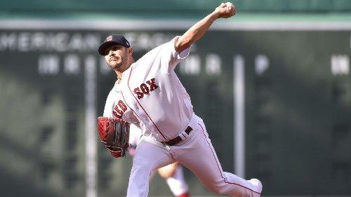 Red Sox's Martín Pérez Explains Parts Of His Outing Were 'Big For Me'