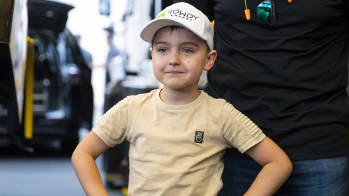 Kyle Busch's Son Has Right Mindset After Strong Finish In Race
