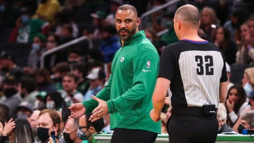 Here's What Ime Udoka Told Celtics After Being Booed At TD Garden