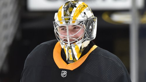 Bruins Notes: Jeremy Swayman Had Great Take On First NHL Shutout
