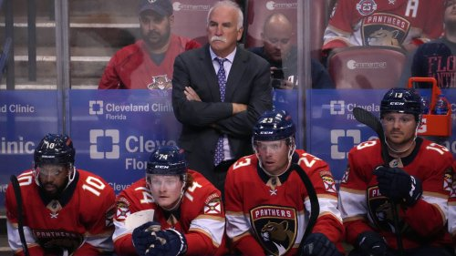 Why Did Joel Quenneville Coach Vs. Bruins? Panthers GM Ducks Questions